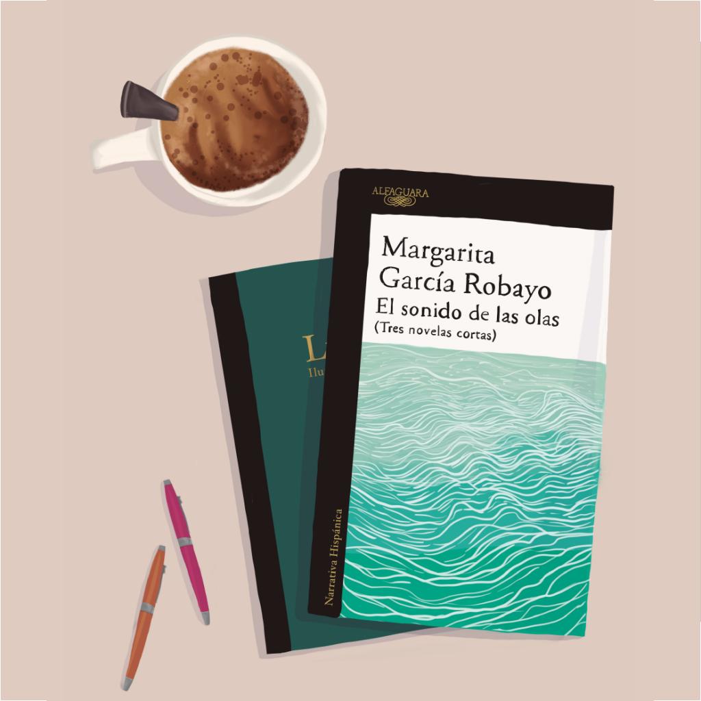 libros cafe